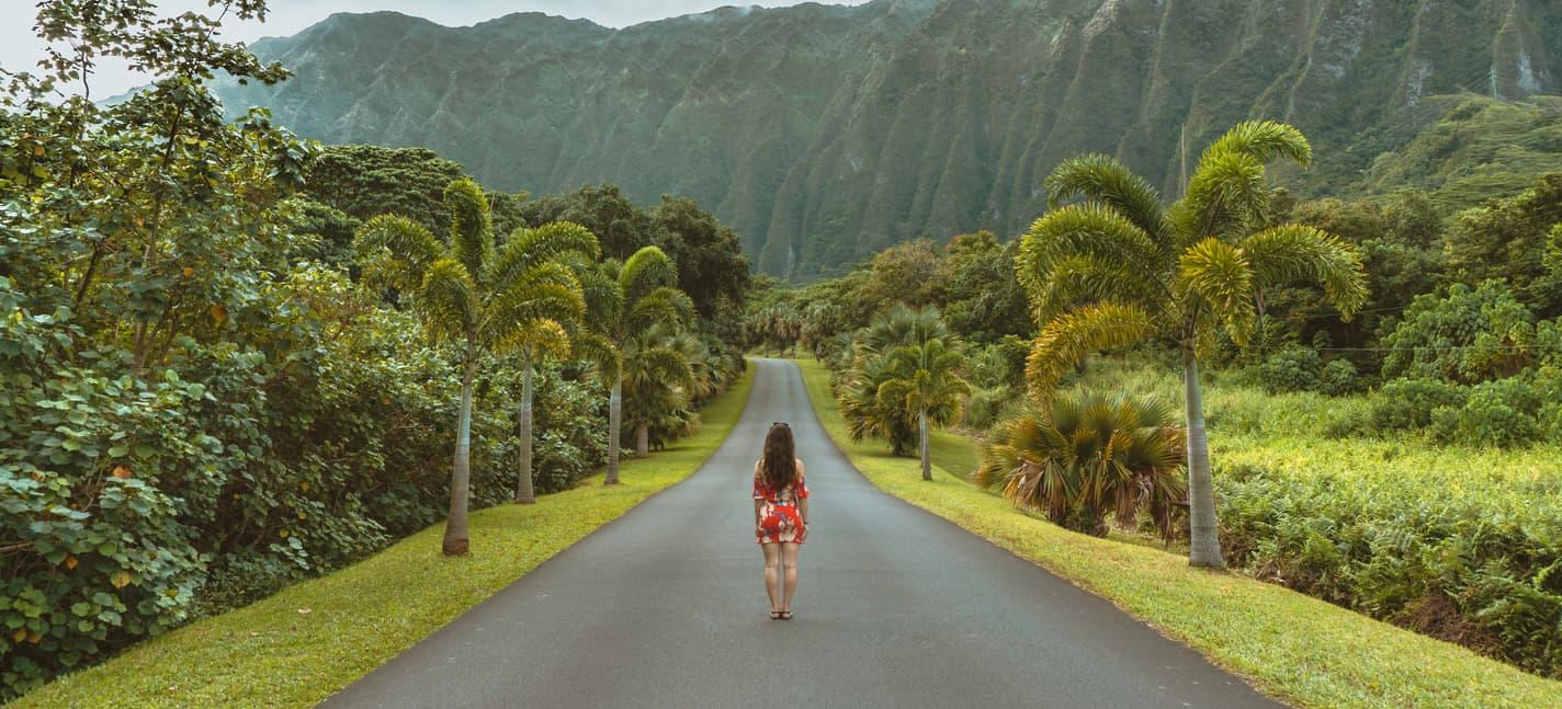 Moje hawajskie wakacje