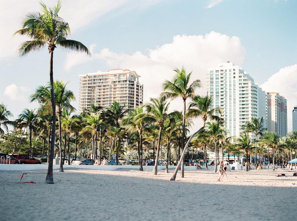 5 najlepszych miejsc na urlop na plaży w USA
